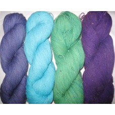 Cotton Yarn In Separate Colors