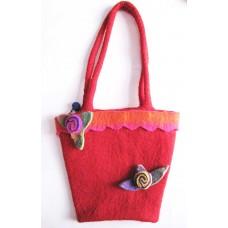 Felt Plain Peti Gamala Bag