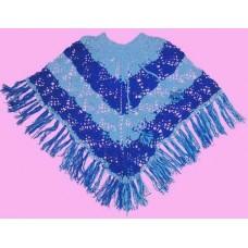 Woolen Knitwera Ponchos