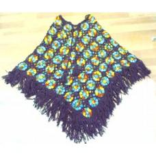 Woolen Ladies Ponchos
