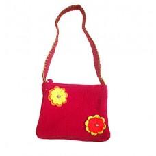 Felt Ladies Bag