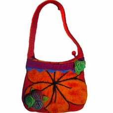 Felting Sholuder Bag in Peti Gamala
