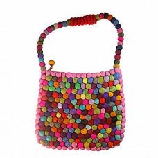 Felt Ball Bag