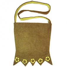 Hand crafts Wool Felt Bag