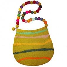 Lining Ball Haandle Felt Bag