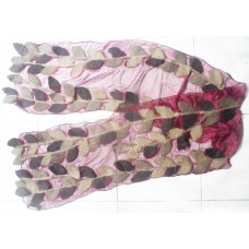 Merino wool scarves-W