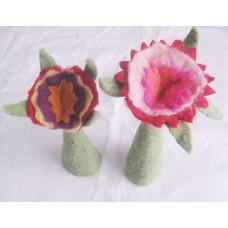 Felt Flower Eagg Warmer-1