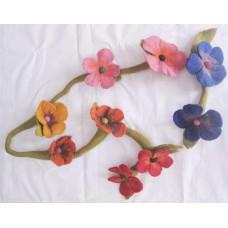Felt Long Flowers