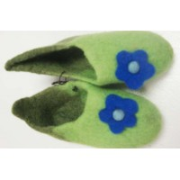 Flower Felt Simrella Shoes