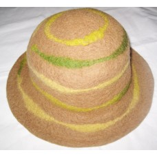 5 Round Lining Felt Hat