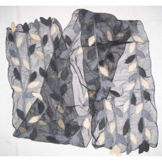 Merino Wool Scarves-f