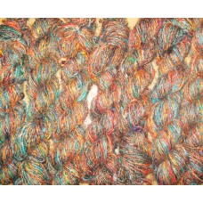 Higher Best 2/3 tone mixed Recycled silk yarn