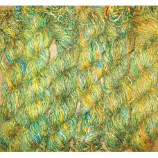 Higher Best 2/3 tone Recycled silk yarn-a