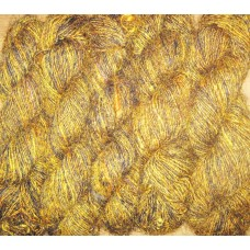 Higher Best 2/3 tone Recycled silk yarn-b