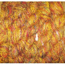 Higher Best 2/3 tone Recycled silk yarn-d