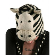 Woolen Animal Design hat-d