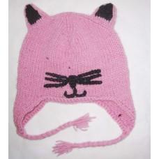 Woolen Animal Design Hat-w