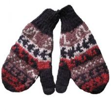 Woolen Cover Gloves
