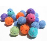 Beaded Felt ball-1000pcs