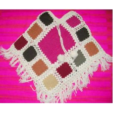 Woolen Wearing Ponchos