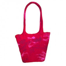 Felt Gamal Tie Dye Bag