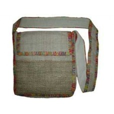 Hemp Shoulder bag-B