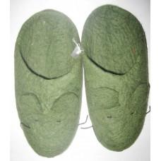 Felt Animal Design Slippers