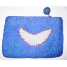 Felt Moon design wallets