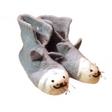 Felt Animal Design Felt shoes