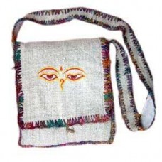 Hemp Eye Folding Bag