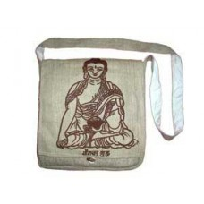 Buddha Design Hemp Bag