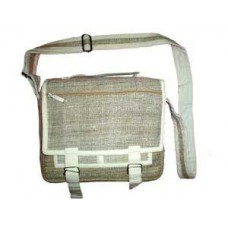 Hemp Shoulder Bag-D