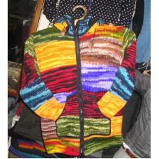 Tiedye Woolen Jackets