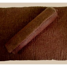 Felt Chocolate Color Fabric